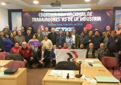 La CTA Autónoma fundó la Coordinación Nacional de Trabajadores de la Industria
