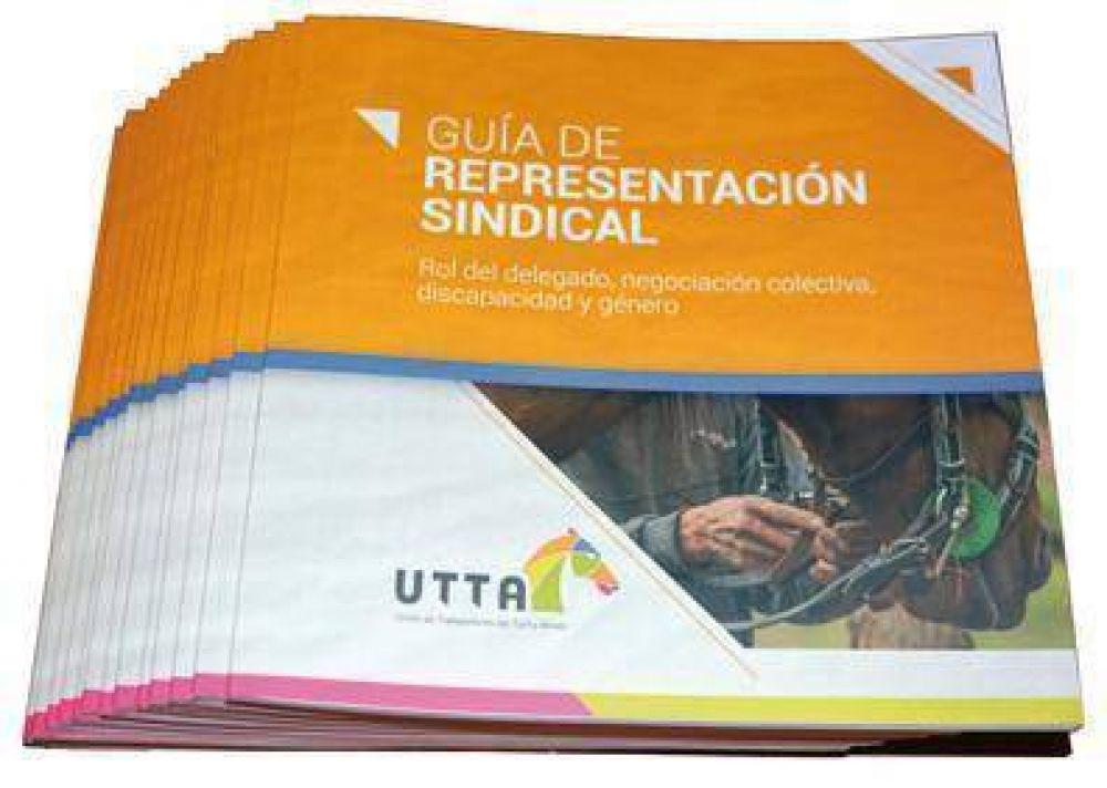 """La UTTA lanzó una """"Guía de representación sindical"""""""