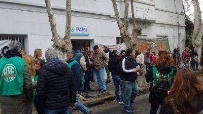 PAMI: radio abierta contra el ajuste y en defensa de jubiladas y jubilados