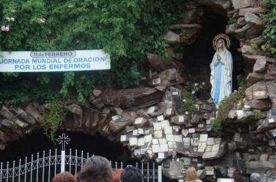 En sus 80 años, la Gruta de Lourdes abre un espacio de discapacidad