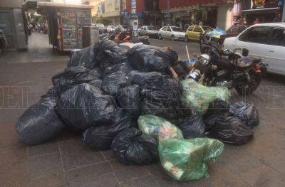 Confirmado: no habrá recolección de residuos hasta el miércoles