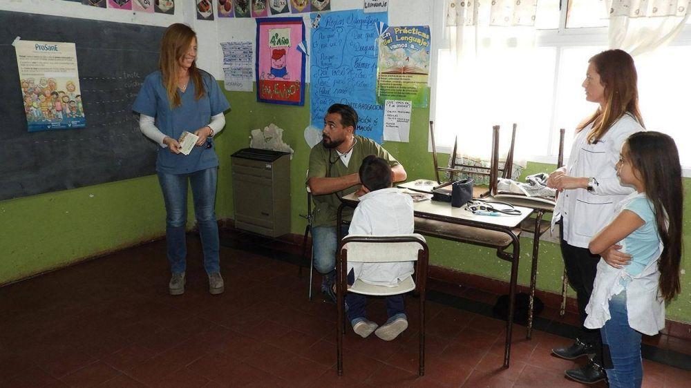 Breves municipales: Prosane sigue en marcha en 12 centros de salud