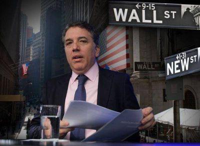 Tras las corridas del dólar, Dujovne viaja a Wall Street para tratar de disipar los temores de los inversores sobre la