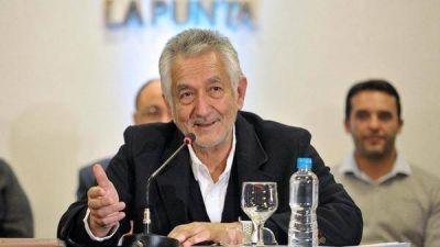 Alberto Rodríguez Saá promete cumplir los sueños de todos