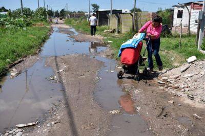 El Municipio culpa a la SAT de frenar obras de saneamiento