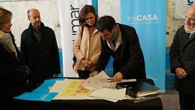 ACUMAR: Más de 400 familias de Lanús se conectarán a las cloacas