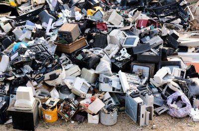 Resistencia genera 1.500 toneladas anuales de residuos electrónicos