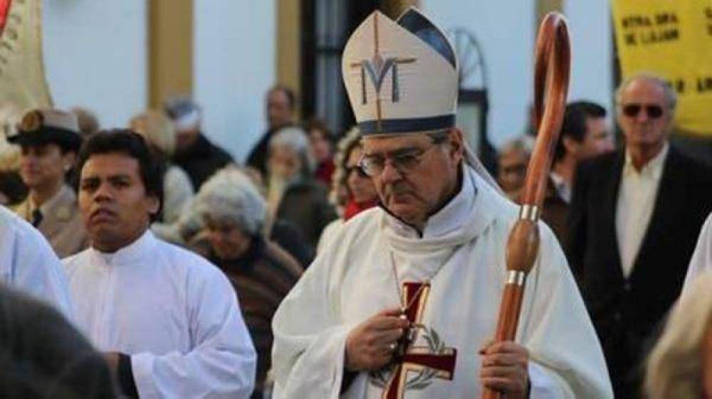 Monseñor Oscar Ojea: