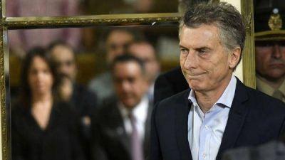 Cuando el poder económico debilita y amenaza a Macri