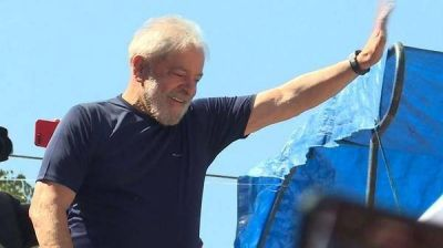 Ordenaron la liberación del ex presidente brasileño Lula da Silva