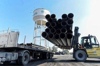 """La industria, con """"fuerte"""" expectativa tras el comienzo del Gasoducto"""