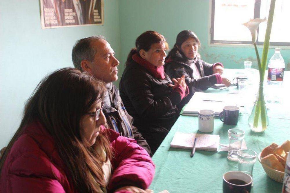 Ambiente: Reunión clave en Valle Grande