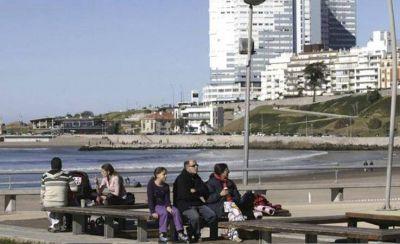 En este fin de semana del feriado del 9 de julio arribaron a Mar del Plata 62.160 turistas