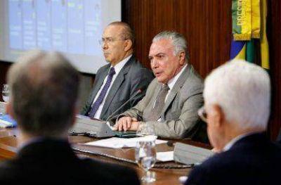 Brasil presenta Plan Nacional de Logística