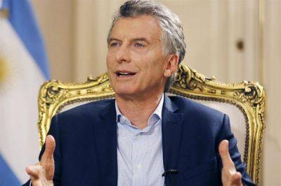 Macri pone a prueba su método de evitar pactos