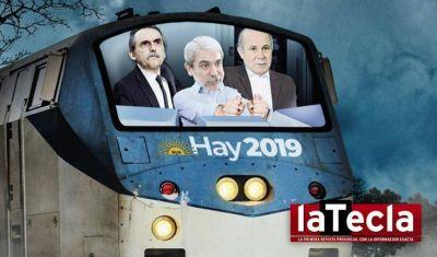 """El tren fantasma de """"Hay 2019"""""""