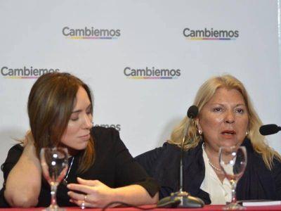 """Problema para Macri: """"Lilita"""" Carrió amenazó con irse si Sergio Massa se incorpora a Cambiemos"""