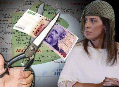 La batalla del presupuesto: Vidal redefine su estrategia ante el riesgo de convertirse en la
