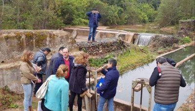 Construirán una nueva planta potabilizadora en el río Tartagal
