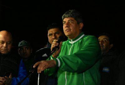 """Moyano le respondió a Arroyo: """"Es un inepto que tiene desprecio por los trabajadores"""""""