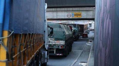 En junio, los costos del transporte de cargas aumentaron un 4%