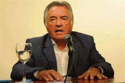 La Cámara Electoral define si revoca la intervención de Barrionuevo en el PJ