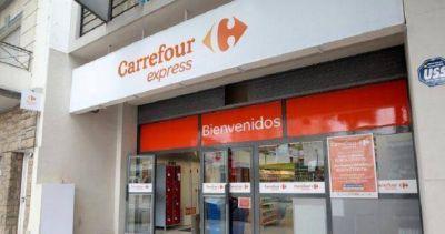 Sigue el achique y ya son 8 las sucursales cerradas por Carrefour