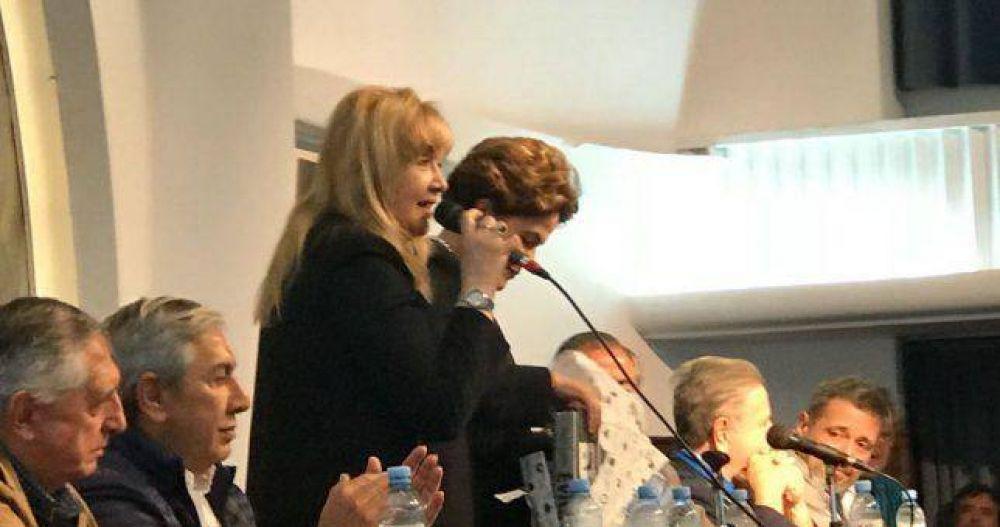Noe Ruiz trató de bajar la tensión entre la cúpula de la CGT y el movimiento de mujeres