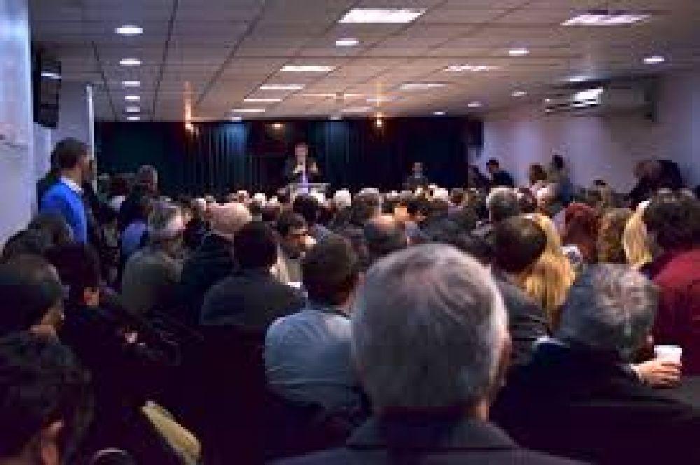 Pastores de toda Argentina firmes en su rechazo al aborto
