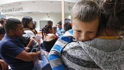 Urgente reunificación de las familias separadas en la frontera México-EE.UU