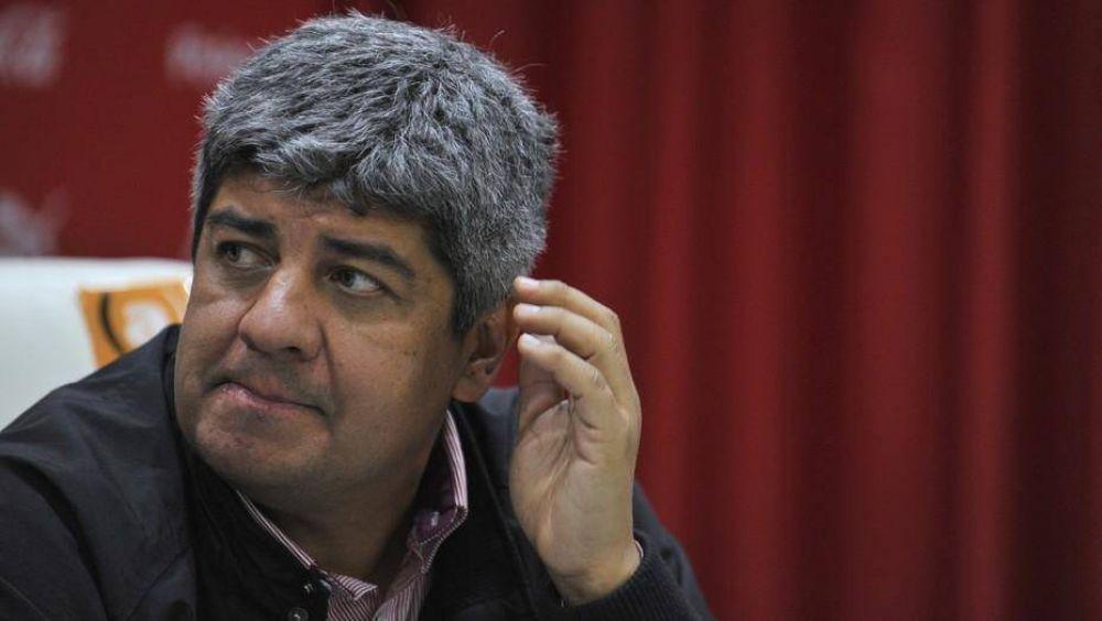 Pablo Moyano amenaza con