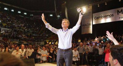 Los necochenses que aportaron casi medio millón de pesos para poner a Macri en la Rosada
