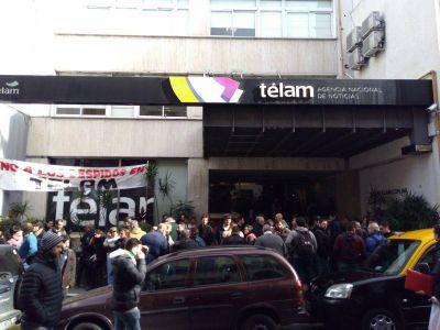 Un fiscal falló a favor de la reincorporación de los 354 despedidos de Télam