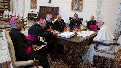El Papa se reunirá en septiembre con los obispos de Venezuela