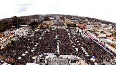 En Argentina se moviliza el pueblo de las dos vidas