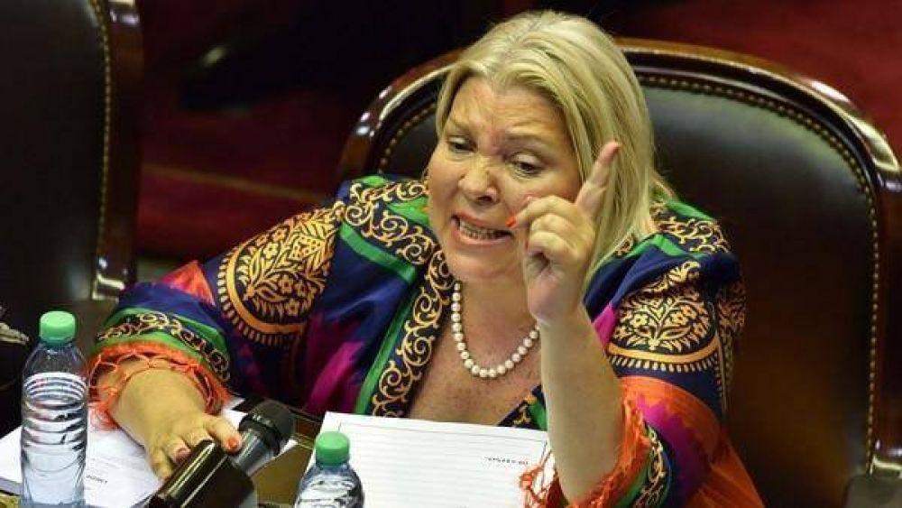 Elisa Carrió pidió que se investigue como homicidio la muerte de un funcionario de Quilmes que había denunciado al ex tesorero de la UOM