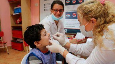 San Isidro realiza controles odontológicos gratuitos en jardines de infantes