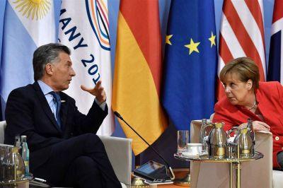 Malestar de Alemania por una obra suspendida por el ajuste