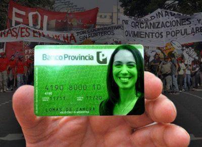 Promo Banco Provincia: el Gobierno cambia de estrategia y refuerza el asistencialismo para revivir el consumo
