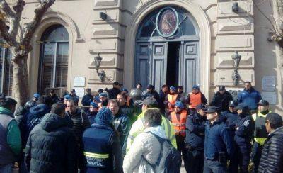 Represión policial a recicladores: hay heridos y dos detenidos