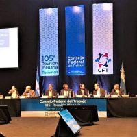 """Encuentro de Formación Sindical """"Empleos Verdes en la Argentina: su impacto en el la productividad"""""""