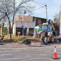 La Municipalidad continúa priorizando el agua potable y cloacas para los sanrafaelinos