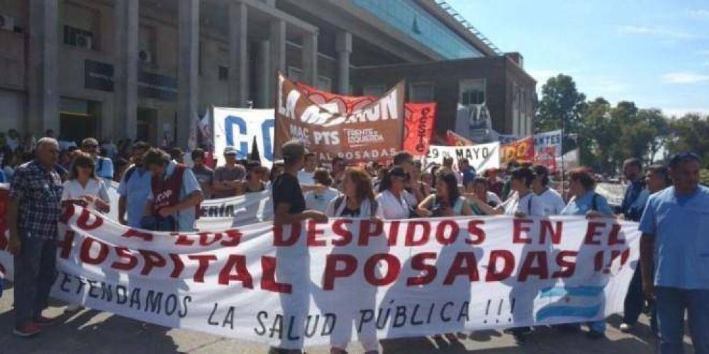 FESPROSA reclama que las autoridades del Posadas cumplan un fallo judicial y reincorpore a despedidos