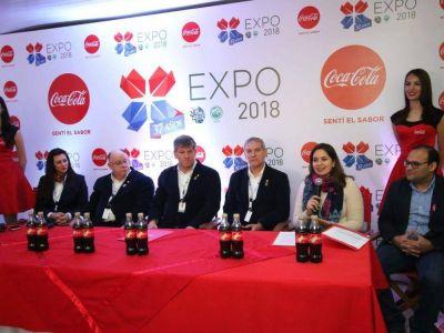 Coca Cola, bebida oficial de la Expo