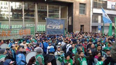 PAMI: trabajadoras y trabajadores se movilizaron contra el ajuste y el vaciamiento