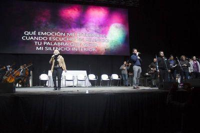 Buenos Aires-Argentina: SÍNTESIS Jornada de Oración, Alabanza y Testimonios de la Renovación Carismática