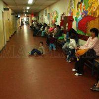 Materno: por semana, 300 menores se atienden por bronquiolitis