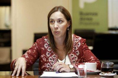 Vidal apelará el fallo que la obliga a convocar a los docentes por la paritaria
