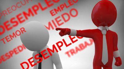 En el primer semestre del año se registraron 26 mil despidos y suspensiones