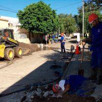 La expansión de obras cloacales como gestión metropolitana